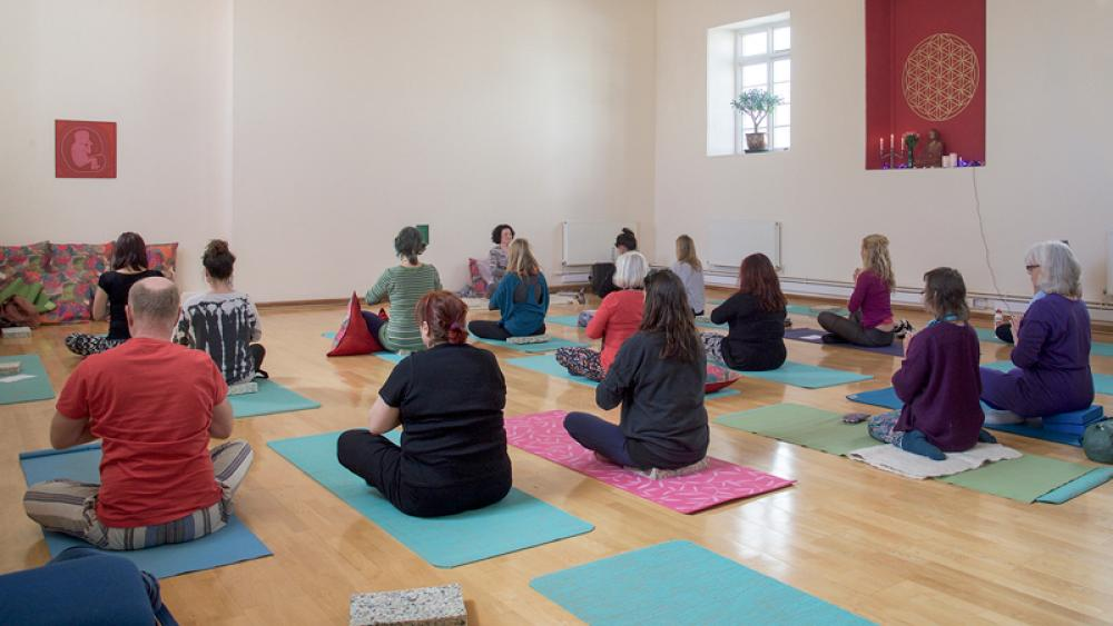 Kundalini Yoga Class at West Cornwall Inner Space