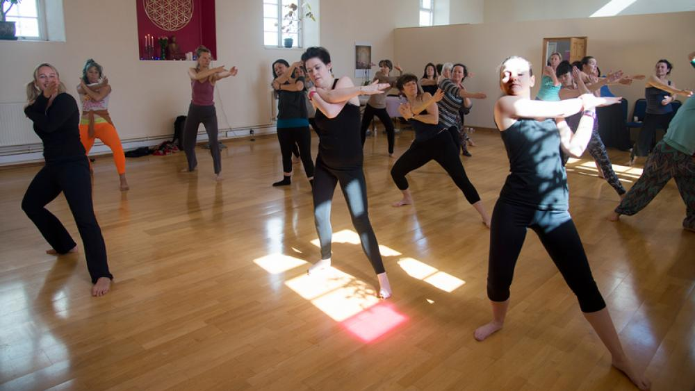 Vera Slow Yoga Class at West Cornwall Inner Space