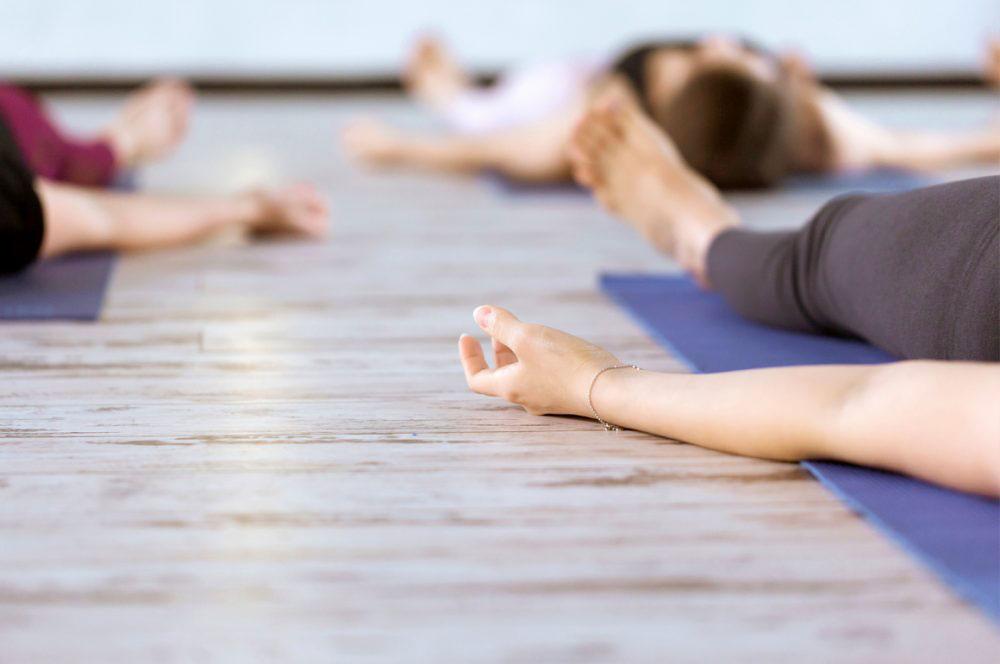 yoga penzance