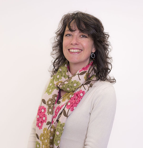 Photo of Sarah Turner, our Hypnotherapist